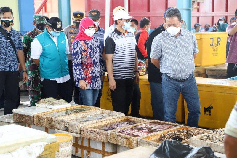 Menteri Kelautan blusukan ke kawasan pesisir Jakarta tampung masukan