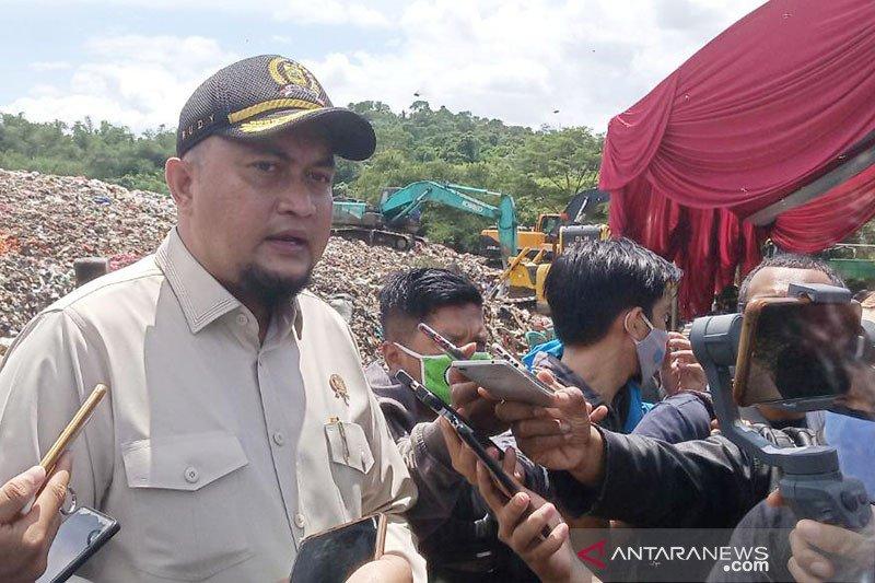 DPRD Bogor gelar rapat di pusat pembuangan sampah Galuga