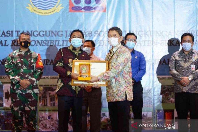 Dana tanggung jawab sosial perusahaan Bekasi capai Rp7,5 miliar
