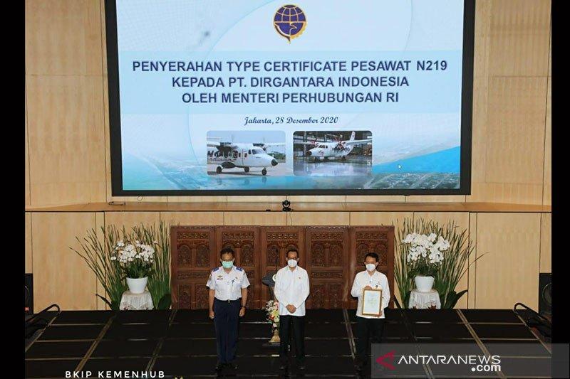 Kemenhub berencana pesan pesawat N219 untuk kalibrasi