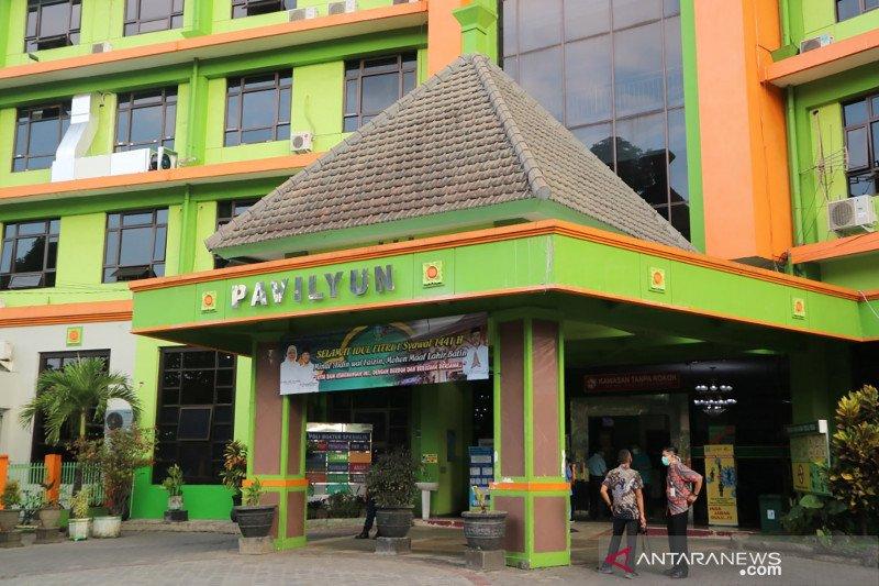 Kapasitas pelayanan COVID-19 RSUD Saiful Anwar Malang penuh