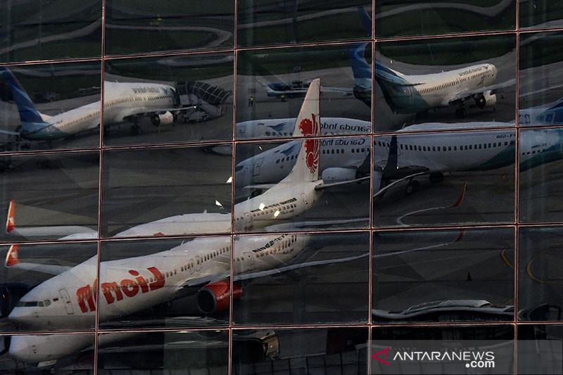 Kinerja industri penerbangan 2021 tergantung keberhasilan vaksinasi