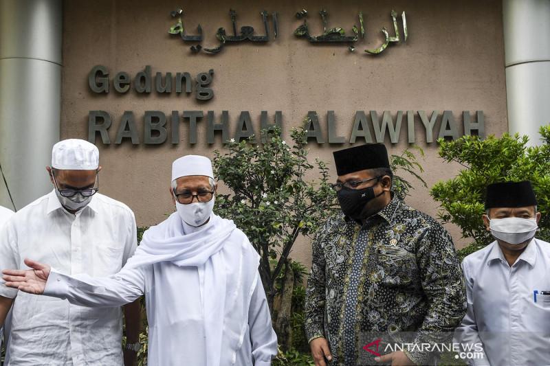 Menteri Agama silaturahim ke Rabithah Alawiyah