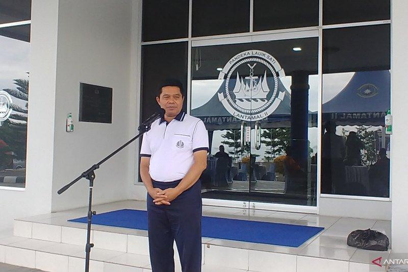 Danlantamal II/Padang: Potensi kemaritiman harus dijaga