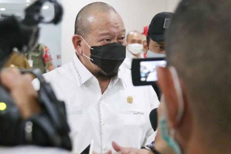 Ketua DPD RI minta ASN tingkatkan kinerja seiring kenaikan tunjangan