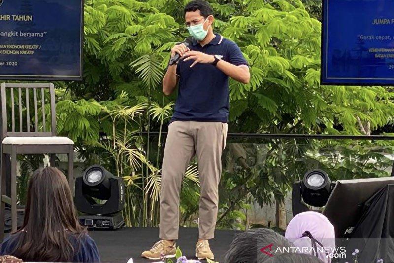 Menparekraf: Pelarangan WNA masuk Indonesia demi keselamatan negeri