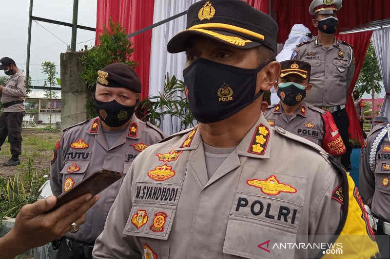 Polresta Cirebon bentuk tim tindak kerumunan malam pergantian tahun