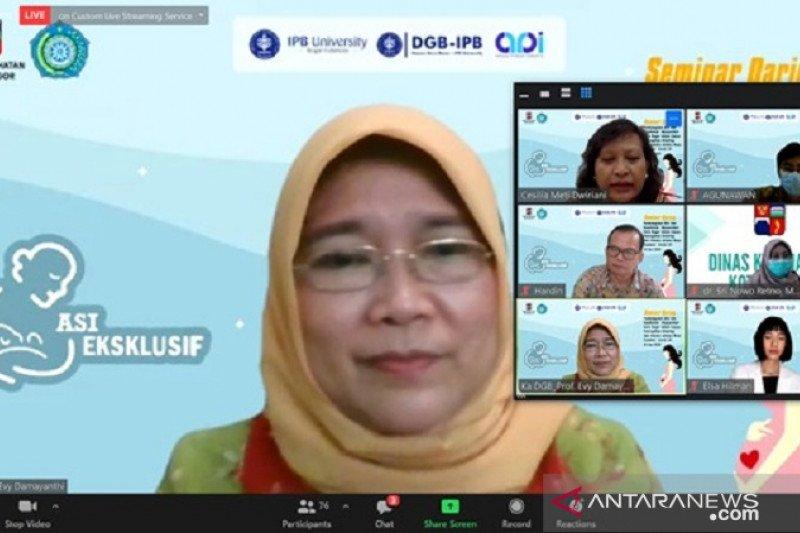 Guru besar IPB ungkap penyebab kenaikan stunting di Bogor saat pandemi
