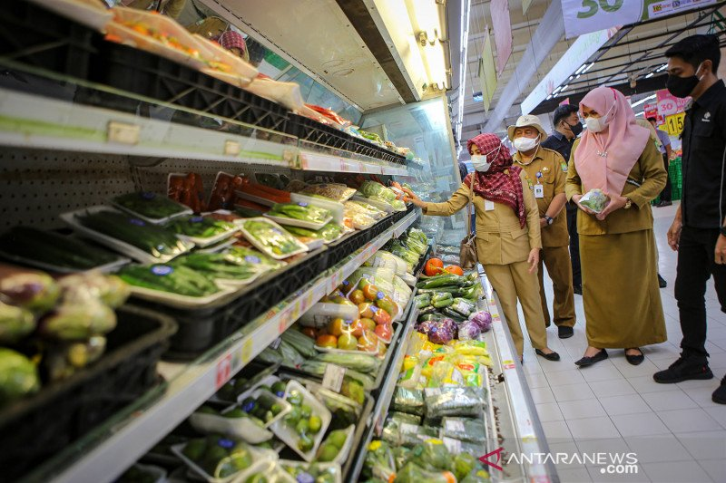 Sidak stabilitas harga pangan jelang pergantian tahun