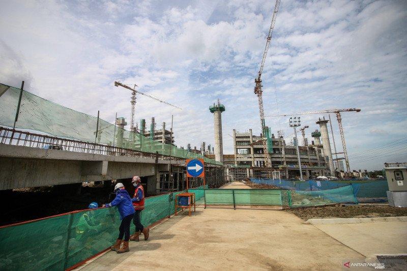 Target penyelesaian proyek Jakarta International Stadium