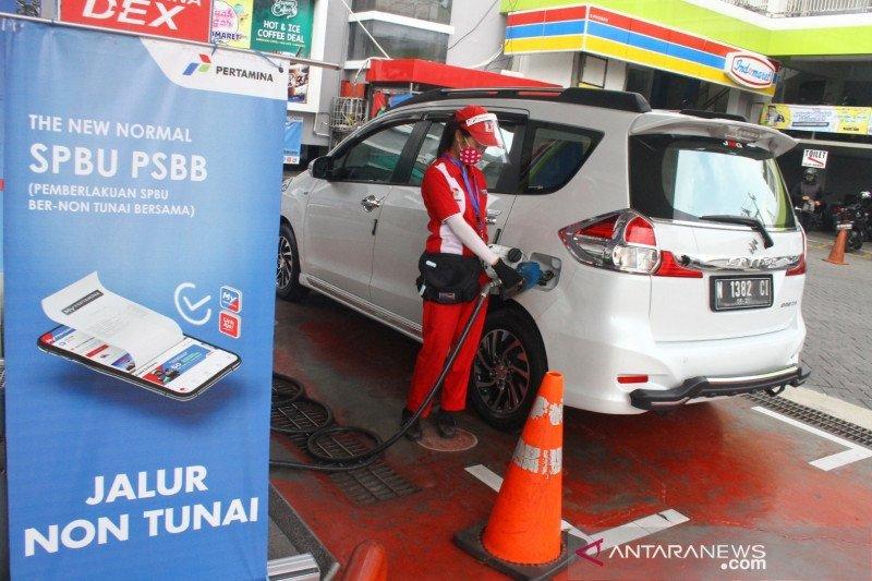 Pertamina resmi terapkan digitalisasi 5.518 SPBU di seluruh Indonesia