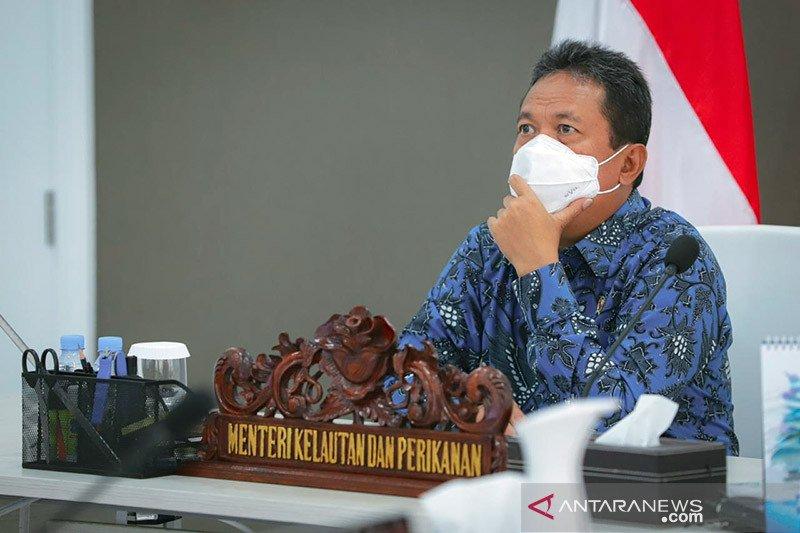 Menteri Trenggono: Ekonomi biru kokohkan kondisi perekonomian nasional