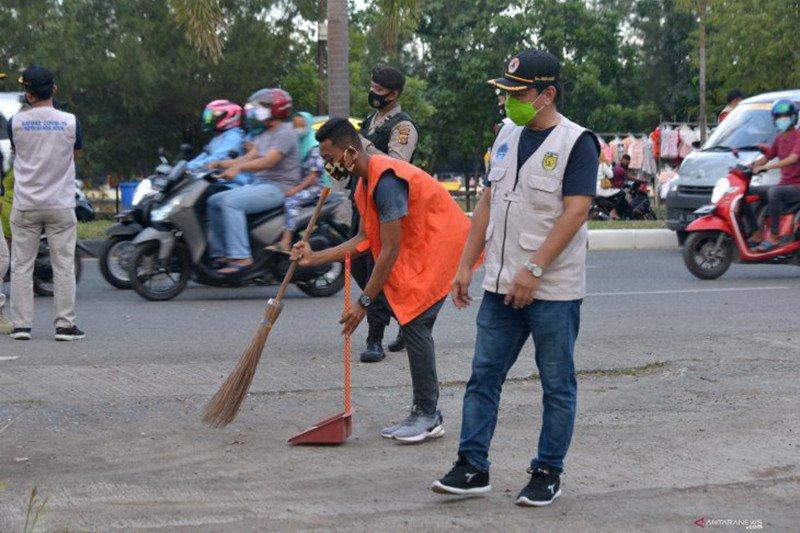 Banda Aceh perketat razia protokol kesehatan saat libur akhir tahun
