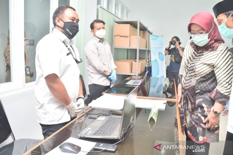 Kabupaten Bogor pusatkan layanan sosial di Graha Pancakarsa