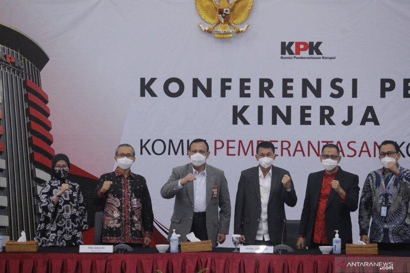 Firli: Tak elok bandingkan kinerja KPK dengan tahun sebelumnya