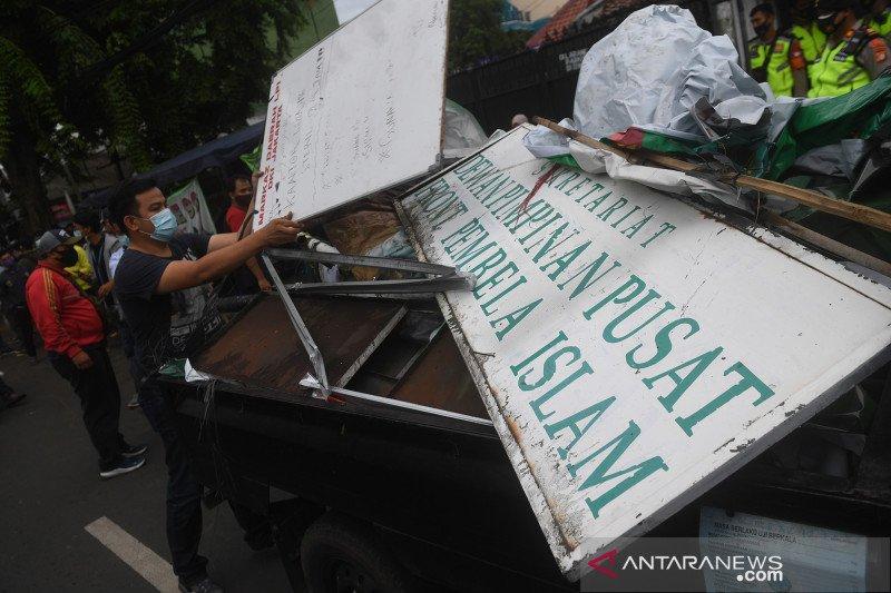 Wagub DKI: Persoalan FPI kewenangan pemerintah pusat