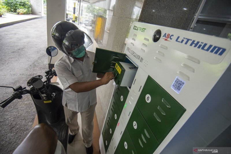 Wamen BUMN berharap IBC bisa produksi baterai hingga 140 GWh pada 2030