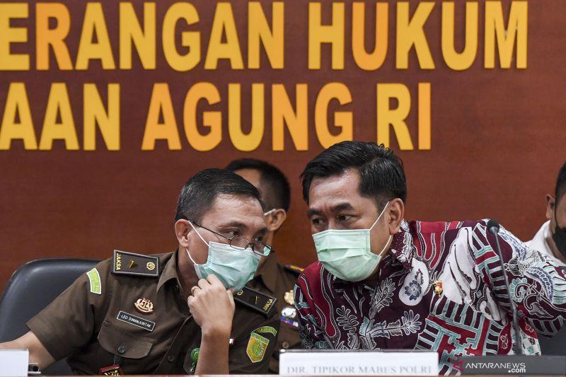 Kejagung periksa eks Dirut Asabri terkait kasus korupsi