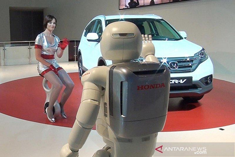 Honda hentikan penjualan mobil di Rusia mulai 2022