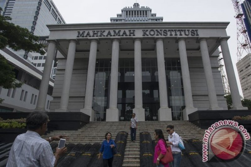 MK registrasi 132 perkara sengketa hasil pilkada
