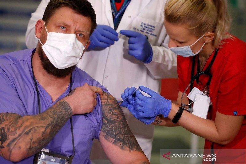 EU persiapkan kasus hukum terhadap AstraZeneca atas kekurangan vaksin