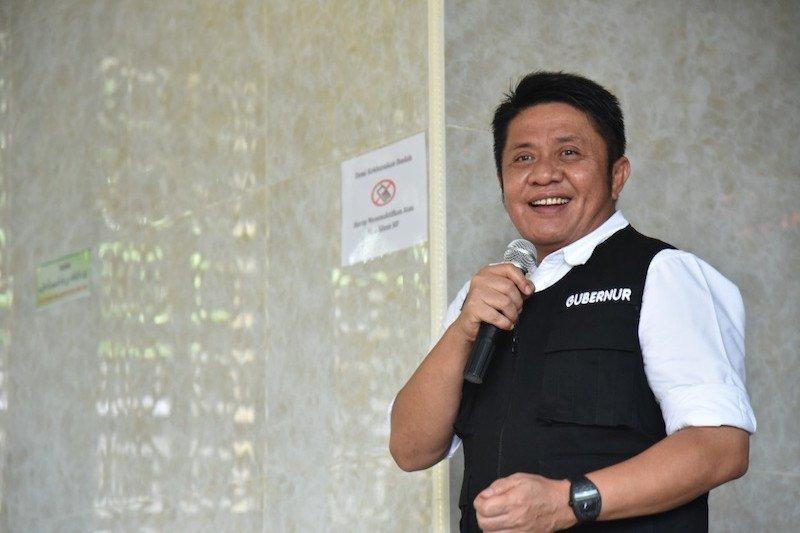 Gubernur Sumsel ajak warga rayakan pergantian 2020-2021 di rumah
