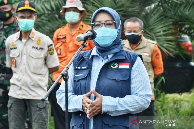 Bupati Bogor: Personel siaga sampai pagi bubarkan kerumunan di Puncak
