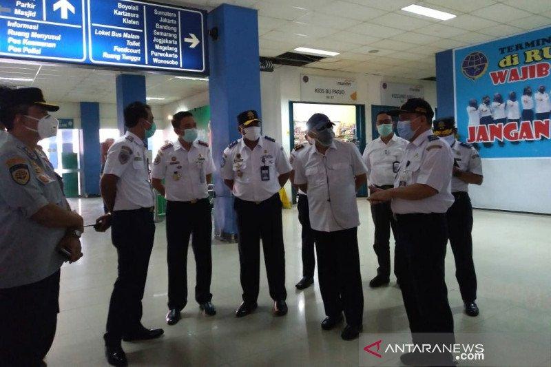 Kemenhub sediakan tes cepat antigen di terminal tipe A Jawa Tengah