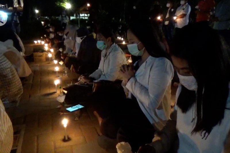 Doa Lintas Iman dari Warga Palu untuk korban penyerangan di  Sigi
