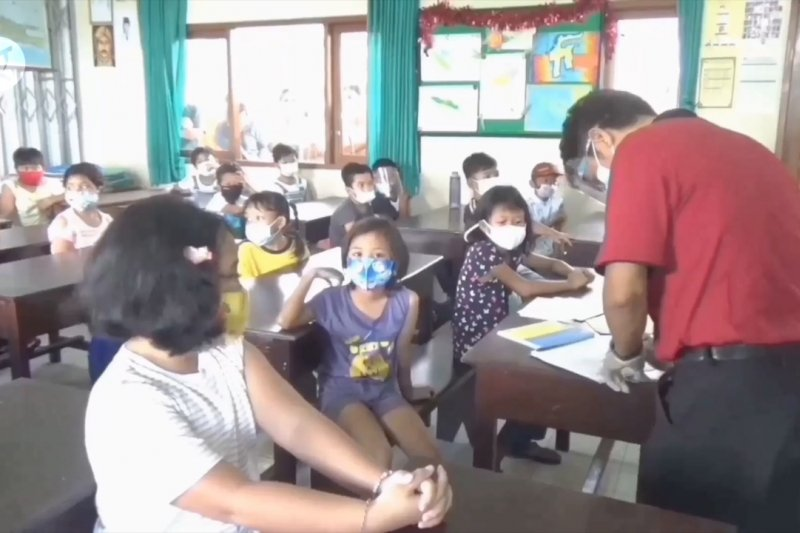 Orang tua keberatan tatap muka, Pemkot Denpasar fasilitasi pembelajaran daring