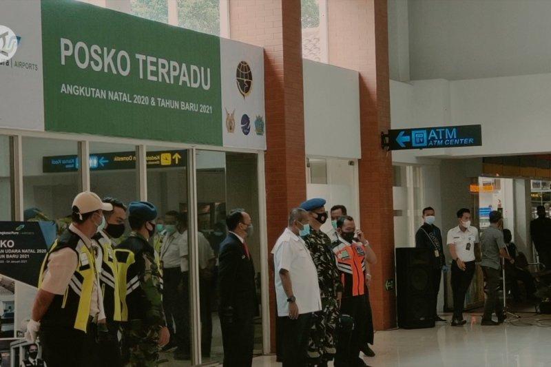 Bandara Adi Soemarmo aktifkan posko COVID-19 terpadu jelang Nataru