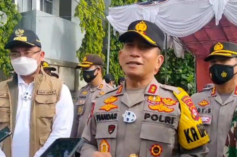 Kapolda Banten imbau warga tunggu hasil resmi penghitungan Pilkada