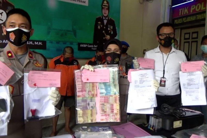 Pemalsuan rapid test di Surabaya, bayar Rp100 ribu hasil nonreaktif