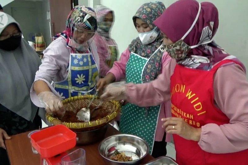 Pemkot Tangerang dorong peran ibu tingkatkan ekonomi keluarga di masa pandemi
