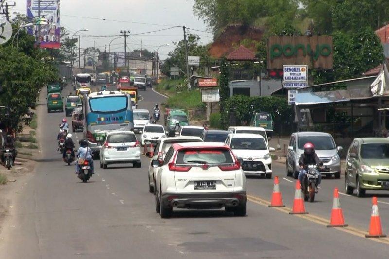 Pemprov Jabar perketat pengawasan lalu lintas di perbatasan selama Nataru