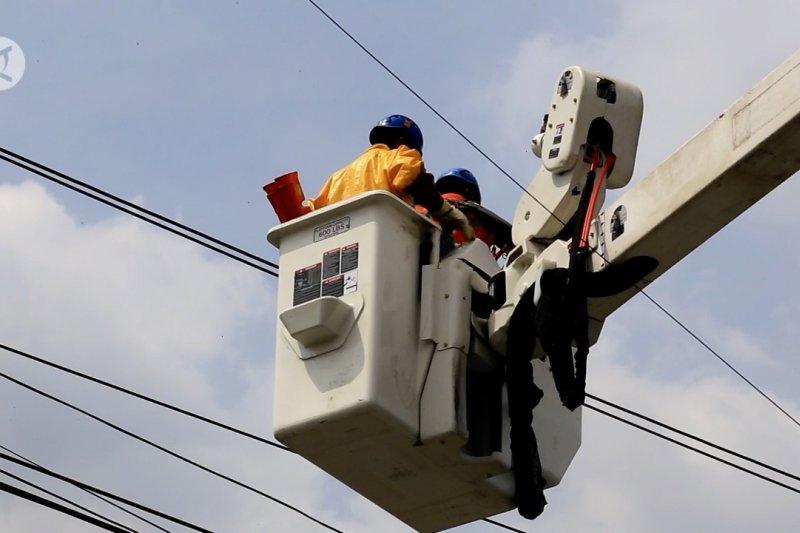 PLN Sumut jamin kebutuhan listrik terpenuhi saat Nataru