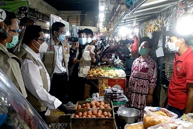 Satgas Pangan Jatim upayakan stabilitas harga hingga tahun baru
