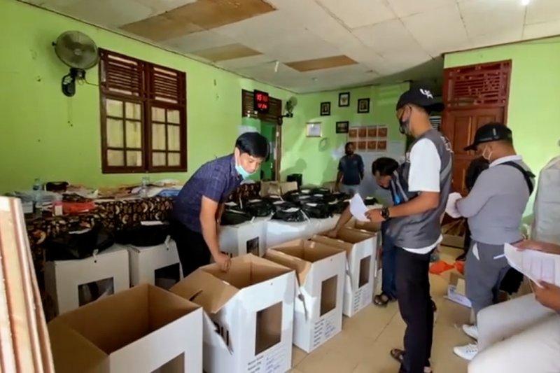 Pilkada Boven Digoel, KPU mulai distribusikan logistik ke distrik terjauh