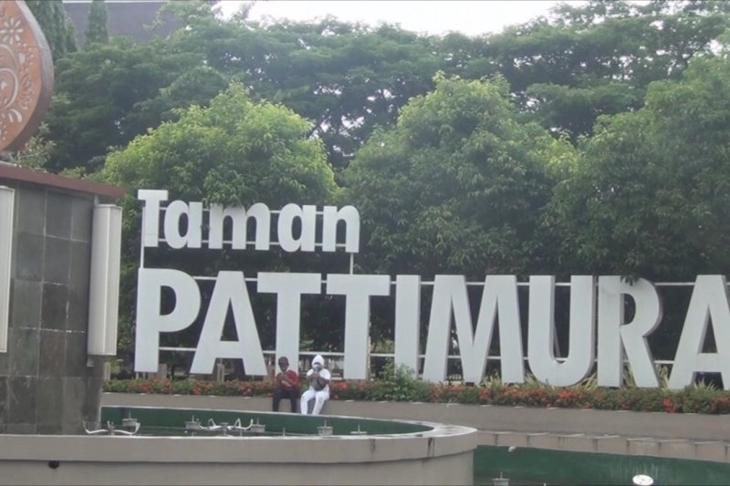 2021 Lapangan Merdeka dan Pattimura Park jadi kawasan pakai masker