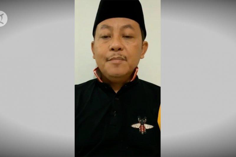Pesan Wali Kota Sutiaji saat terkonfirmasi positif COVID-19