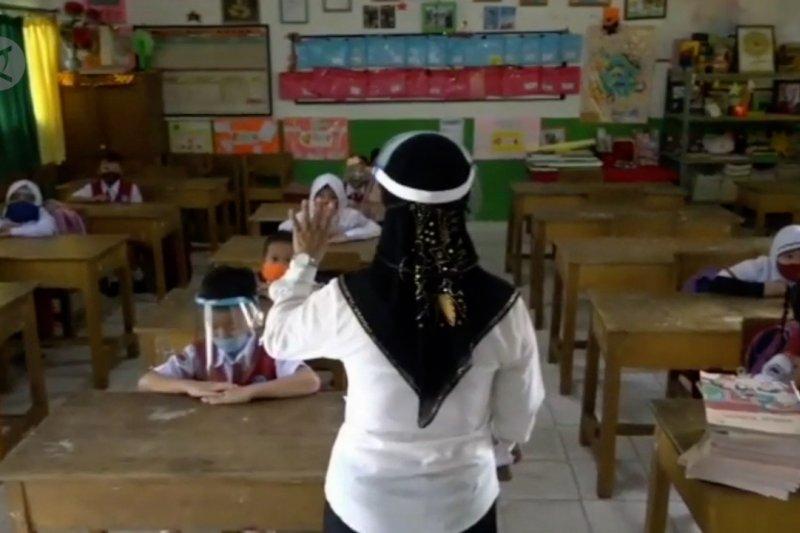 Kasus positif meningkat, Pemkot Palembang tunda sekolah tatap muka di awal tahun