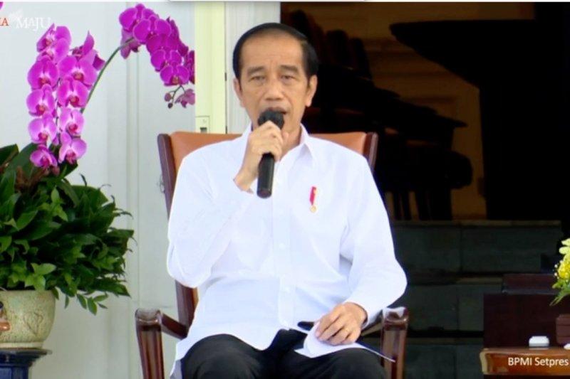 Di hari Ibu, Presiden perkenalkan 6 Menteri baru