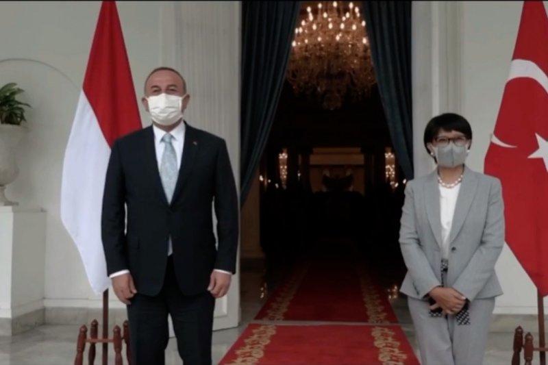 Menlu Retno: Presiden Erdogan akan ke Indonesia tahun depan