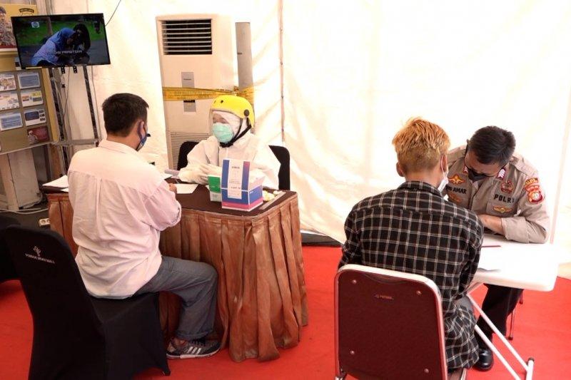Tes COVID-19 gratis di Jakarta, mayoritas warga bertujuan ke Puncak Bogor