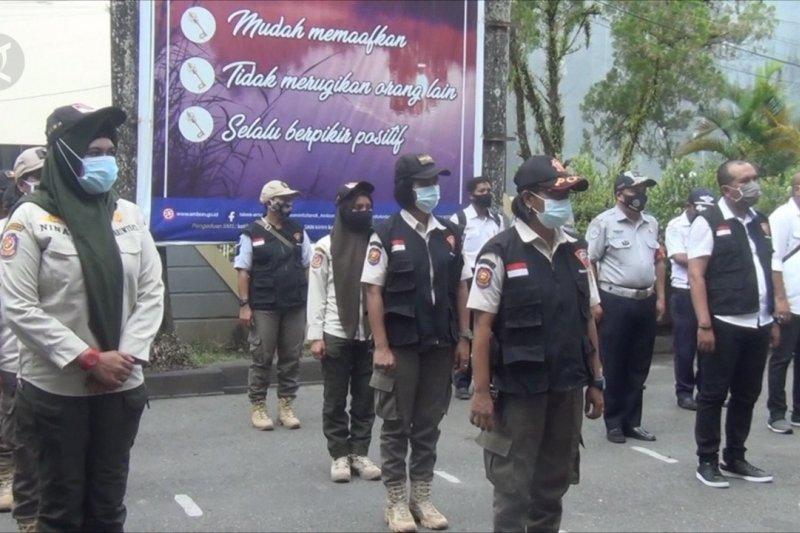 8 ASN positif COVID-19, Pemkot Ambon tutup pelayanan bagian hukum