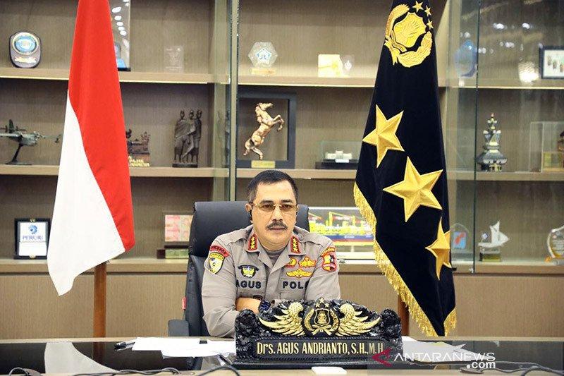 Polri gandeng Interpol buru pria yang mengaku nabi ke-26