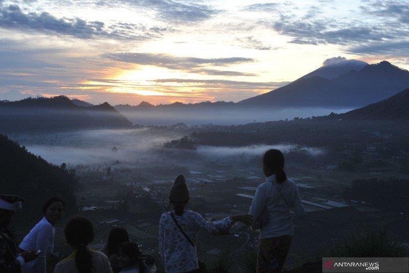 BPS: Kunjungan wisatawan mancanegara November anjlok 86,31 persen