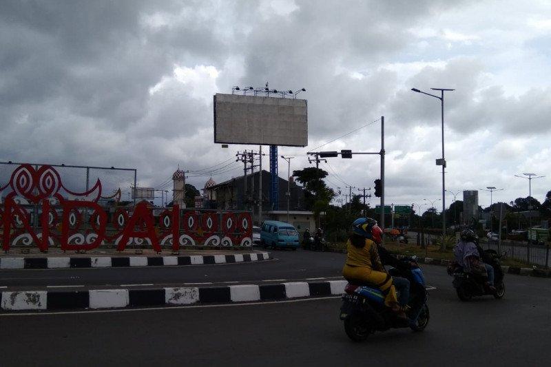 Curah hujan mulai meningkat di Makassar pada awal 2021