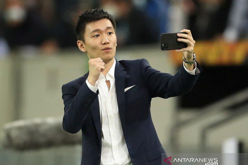 Liga Italia – Steven Zhang bantah rumor akan jual Inter Milan