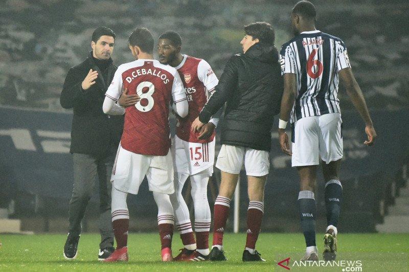 Bantai West Brom 4-0, Arteta merasa Arsenal mulai percaya diri